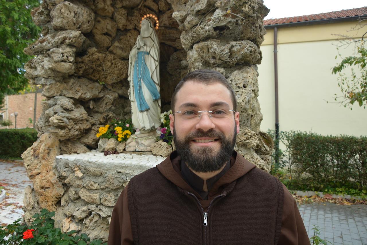 fr. Matteo Cristofaro Lamparella