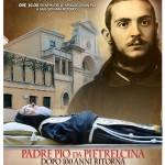 manifesto P_ Pio a Foggia 2016