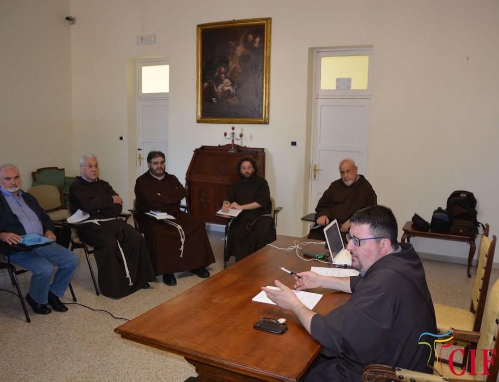 Visita fraterna alla fraternità dello Studentato Teologico Bari
